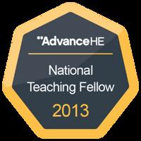 National Teaching Fellowship